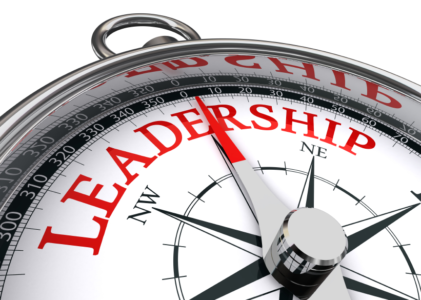 leadership on compass